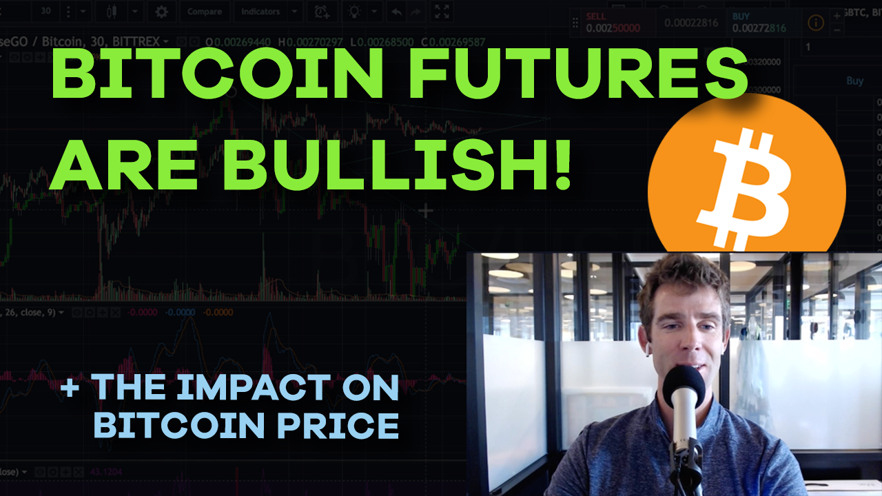 Live Futures Quotes Bitcoin Futures Go Bullish What It Means For Btc Price Litecoin